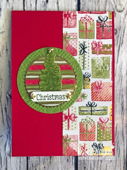 Most Wonderful Time Product Medley by Kate Morgan Stampin Up Australia 2019 Holiday catalogue 3