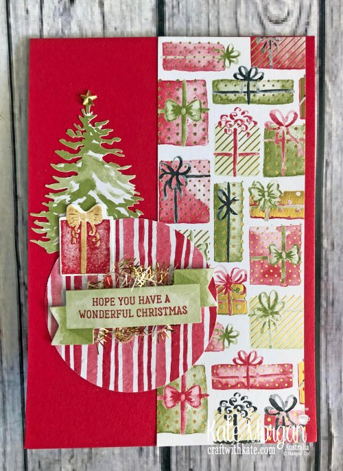 Most Wonderful Time Product Medley by Kate Morgan Stampin Up Australia 2019 Holiday catalogue 5