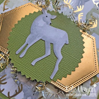 Most Wonderful Time Product Medley by Kate Morgan Stampin Up Australia 2019 Holiday catalogue deer close