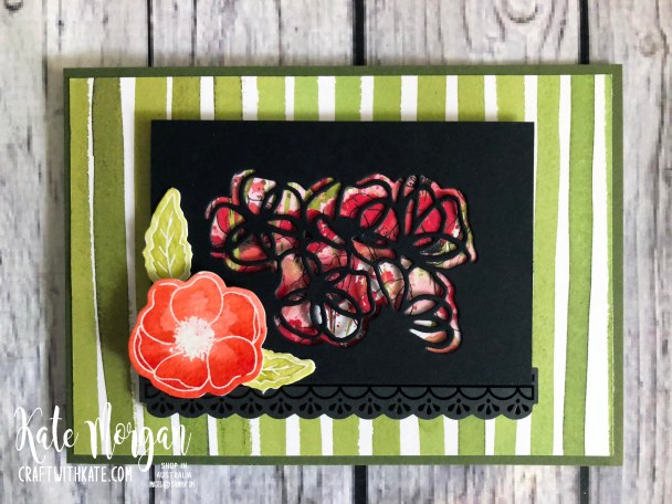 Peaceful Poppies Suite Stampin Up Mini 2020 by Kate Morgan, Australia