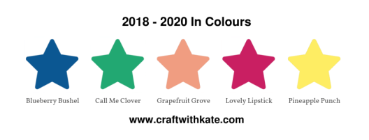 2018 - 2020 In Colours