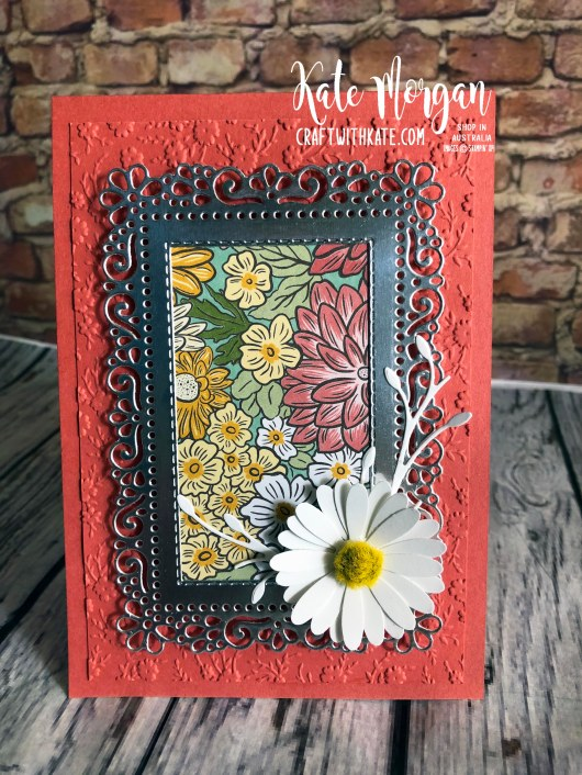 Ornate Garden Suite Stampin Up by Kate Morgan Australia 2020