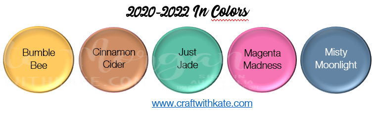 2020-2022 In Colors