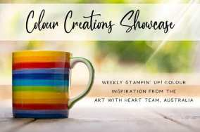 AWHT Colour Creations Showcase
