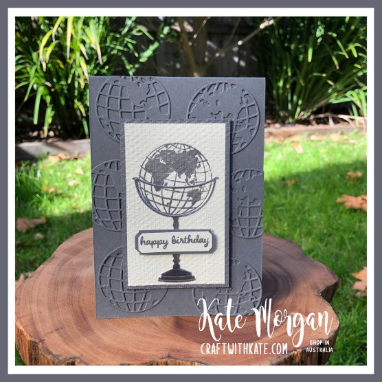 Beautiful World Bundle Stampin Up Australia by Kate Morgan 2020