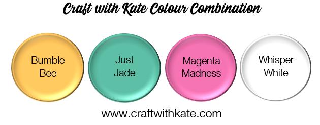 Colour Combination Prized Peony Magenta