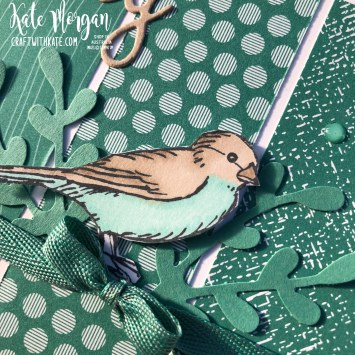 Free as a Bird & Just Jade Stampin Up by Kate Morgan Australia 2020 s