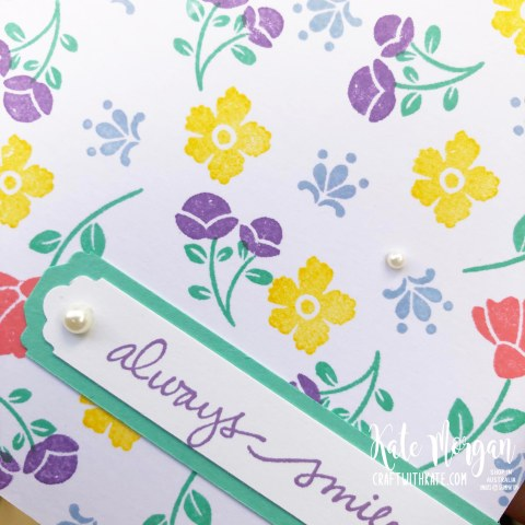Lovely You Bundle by Kate Morgan Stampin Up Australia 2020 s