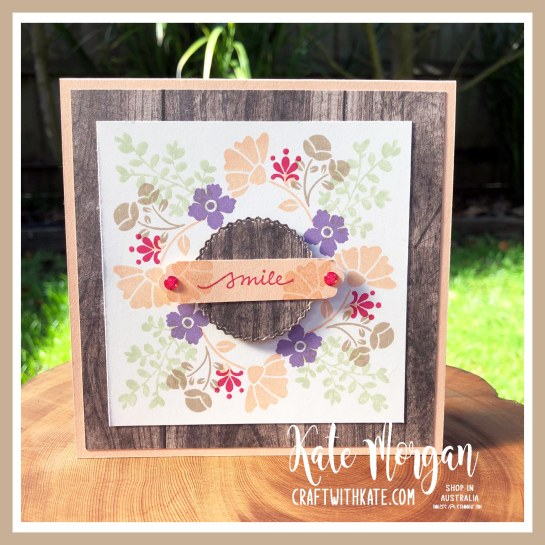Lovely You by Kate Morgan Stampin Up Australia 2020