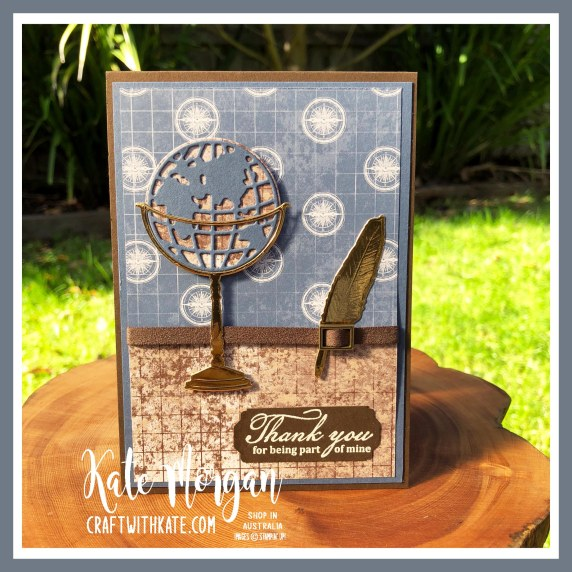 World of Good Suite by Kate Morgan Stampin Up Australia 2020