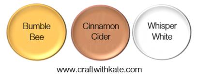 Bumblebee Cinnamon Cider Whisper White