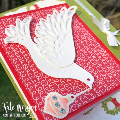 Christmas Dove of Hope Bundle Stampin Up by Kate Morgan, Australia 2020 c
