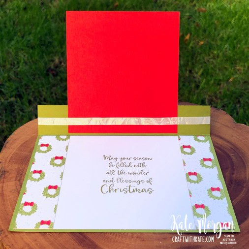 Christmas Dove of Hope Bundle Stampin Up by Kate Morgan, Australia 2020 i