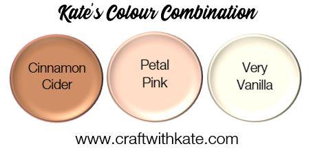 Colour Combination - CC PP VV