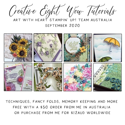 09-2020 Creative Eight Wow Tutorials by the AWHT