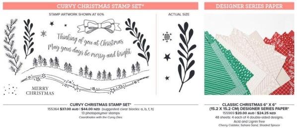 Curvy Christmas & Classic Christmas DSP