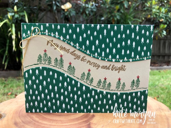 Curvy Christmas by Kate Morgan Stampin Up Australia 2020