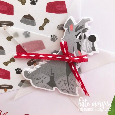 Pampered Pets for Christmas by Kate Morgan Stampin Up, Australia 2020