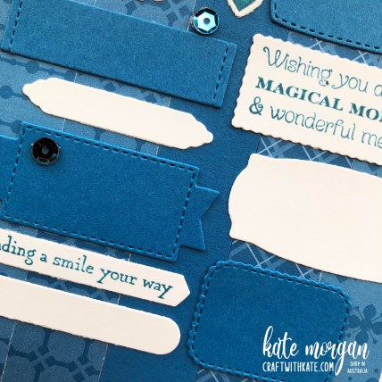 Many Messages Bundle by Kate Morgan, Stampin Up Australia 2021