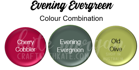 Evening Evergreen Combination