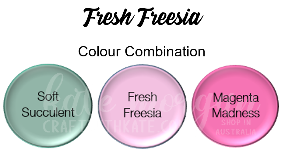 Fresh Freesia Combination