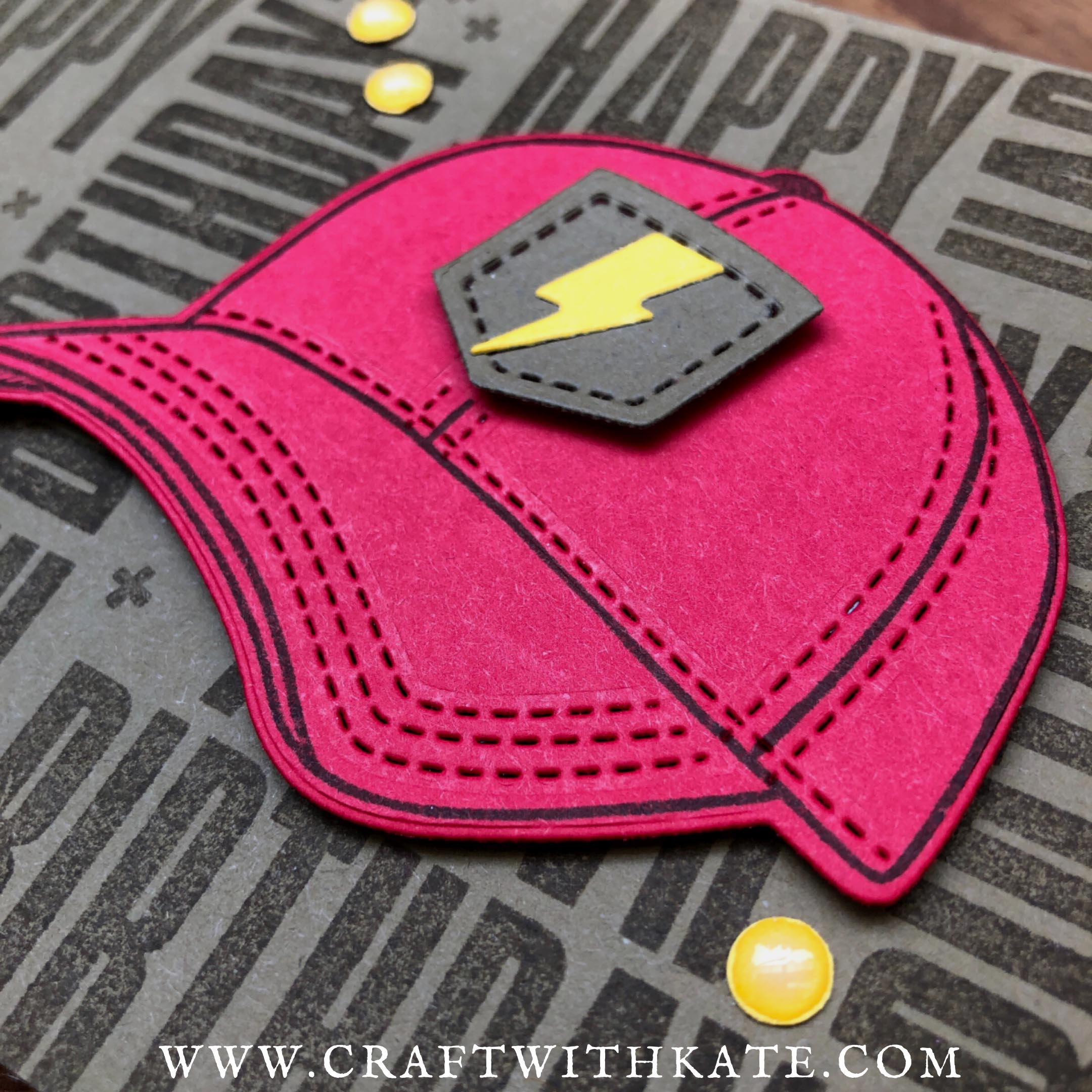 Hats Off & Biggest Wish, Stampin Up by Kate Morgan, Australia 2021 Colour Creations Showcase..