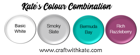 Craft with Kate Colour Combination