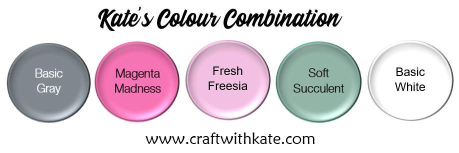 Colour Combination - Basic Gray