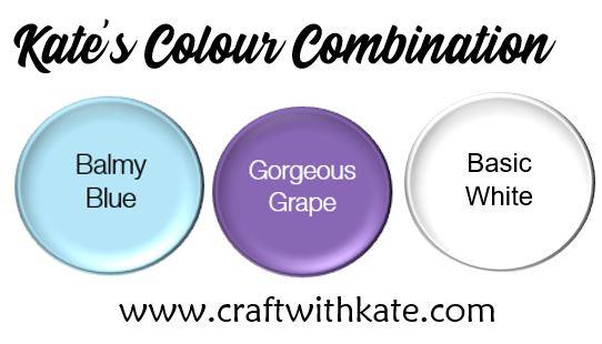 Colour Combination - BB GG BW