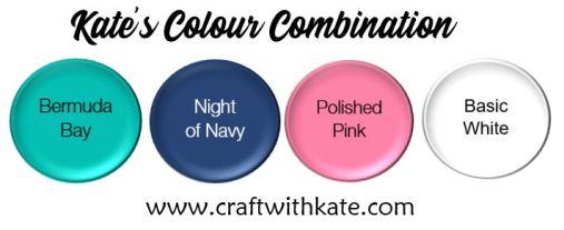 Colour Combination - Bermuda Bay