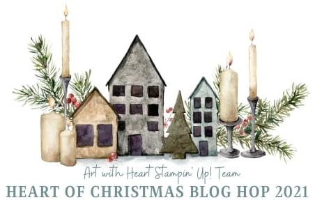 Heart of Christmas Blog Header 2021