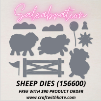 Sheep Dies (156600) Saleabration 2021